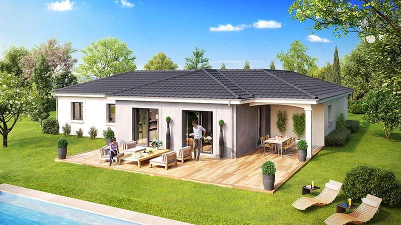 Combien coute une maison neuve sans terrain avie home for Combien coute une maison neuve