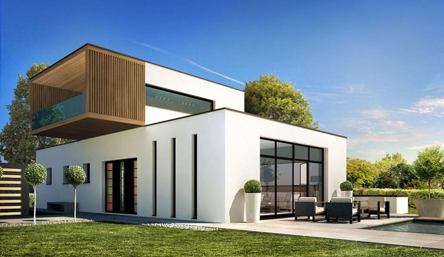 constructeur demeures d 39 occitanie pr sente sa maison mod le s quoia. Black Bedroom Furniture Sets. Home Design Ideas