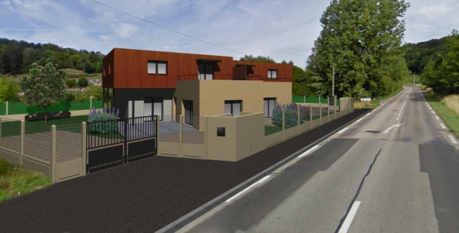 Constructeur gipim pr sente sa maison evolucia base t3 a t7 pr t d corer - Maison pret a decorer ...