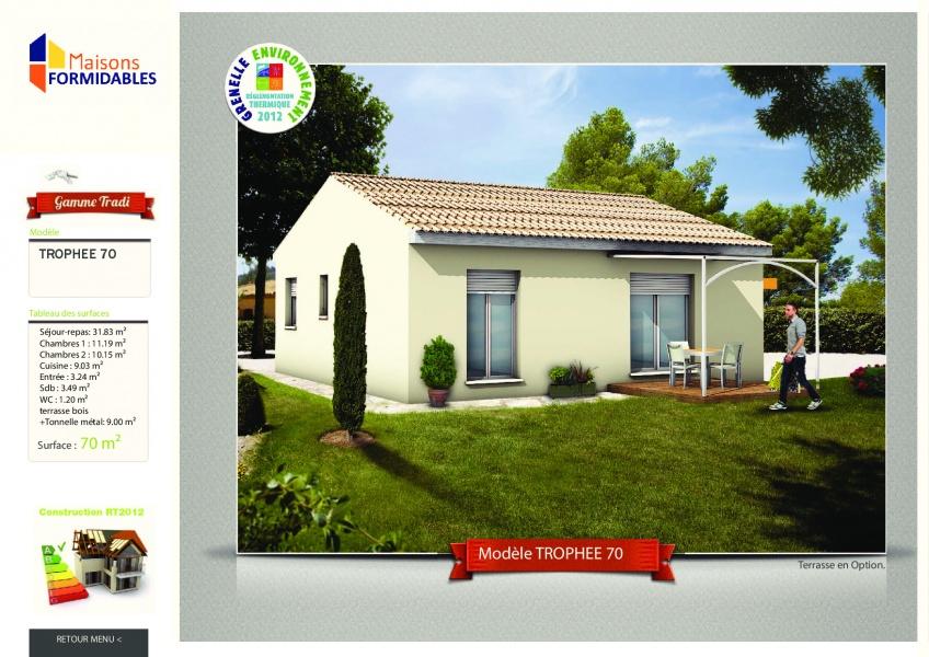 constructeur les maisons formidables pr sente sa maison