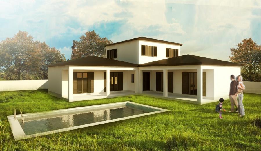 Constructeur les mas et traditions de provence pr sente sa - Maison design et tradition ...