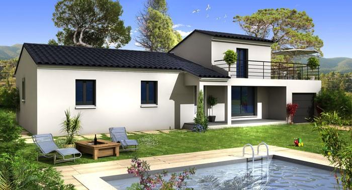 constructeur maison archi concept pr sente sa maison panama. Black Bedroom Furniture Sets. Home Design Ideas