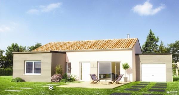 constructeur maison familiale midi pyr n es pr sente sa maison lumena bois. Black Bedroom Furniture Sets. Home Design Ideas
