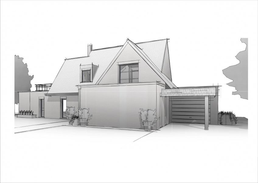 Constructeur Maisonneuve Prsente Sa Maison Maison Traditionnelle En