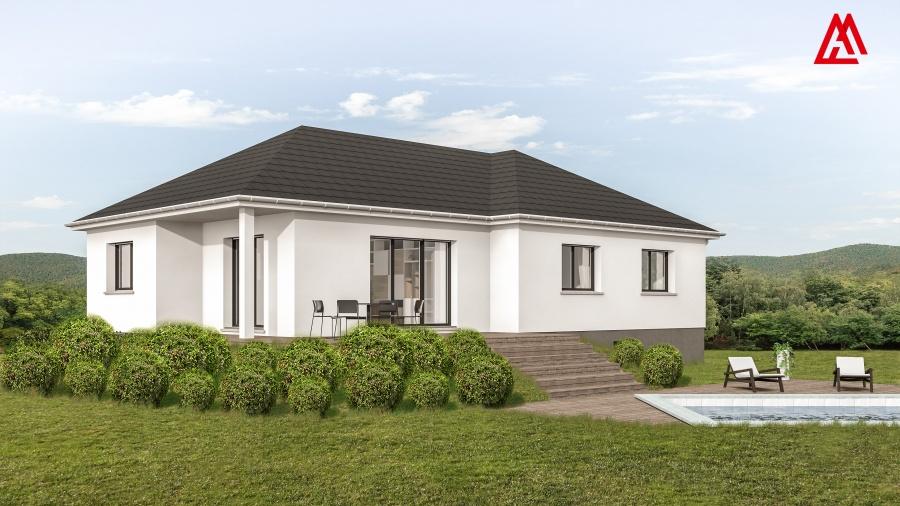 Constructeur alsa maisons pr sente sa maison plain pied for Comparateur assurance garage