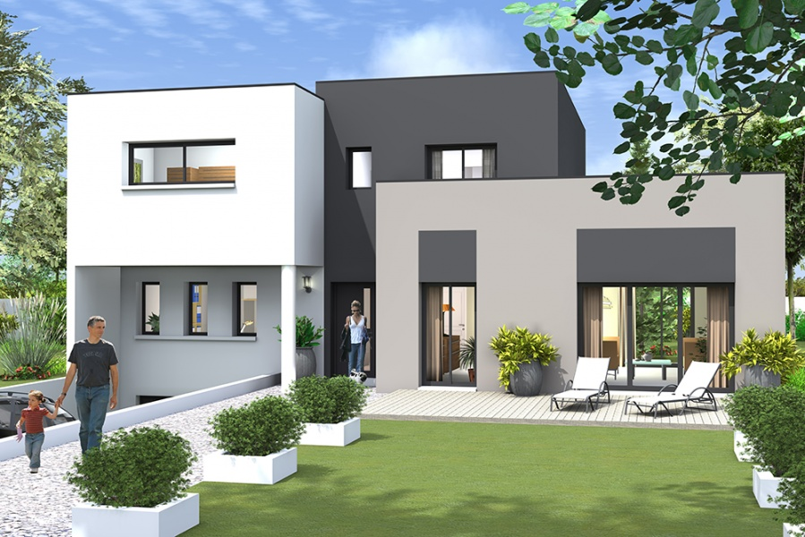 maison berval domexpo ventana blog. Black Bedroom Furniture Sets. Home Design Ideas