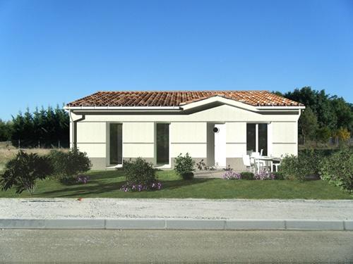Constructeur maisons challenger pr sente sa maison for Comparateur assurance garage