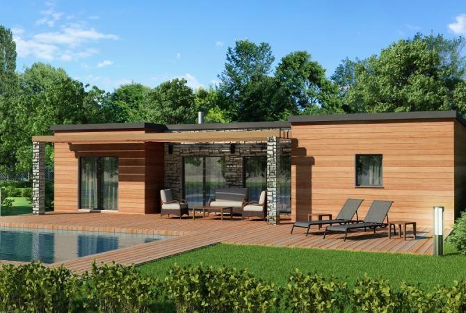 constructeur maisons ideoz pr sente sa maison les mathes. Black Bedroom Furniture Sets. Home Design Ideas