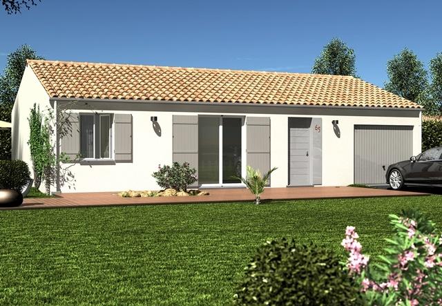 constructeur maisons ph nix pr sente sa maison welcome classique garage. Black Bedroom Furniture Sets. Home Design Ideas