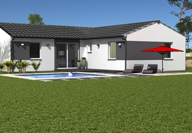 constructeur maisons ph nix pr sente sa maison welcome tendance l jardin. Black Bedroom Furniture Sets. Home Design Ideas