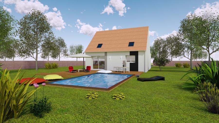 constructeur maisons s same pr sente sa maison mod le mira ForConcepteurs De Maison