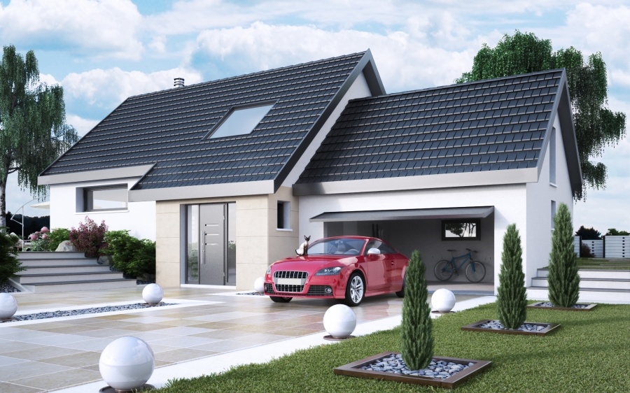 constructeur maisons stephane berger pr sente sa maison lumen. Black Bedroom Furniture Sets. Home Design Ideas