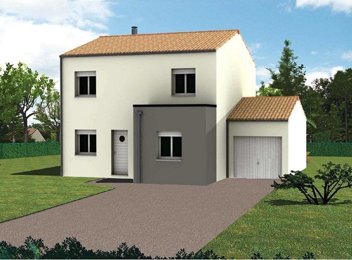 constructeur maisons t va pr sente sa maison kalys sud loire 4 chs. Black Bedroom Furniture Sets. Home Design Ideas