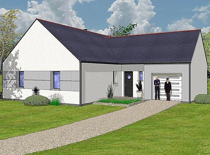 constructeur maisons t va pr sente sa maison lyca nord loire 4 chs. Black Bedroom Furniture Sets. Home Design Ideas