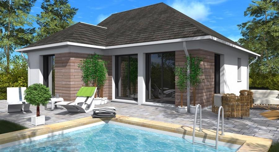 constructeur maisons unity pr sente sa maison maison unity family. Black Bedroom Furniture Sets. Home Design Ideas