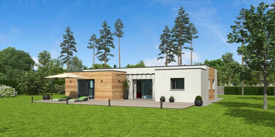 constructeur natilia amiens pr sente sa maison natimoe 3 chambres. Black Bedroom Furniture Sets. Home Design Ideas