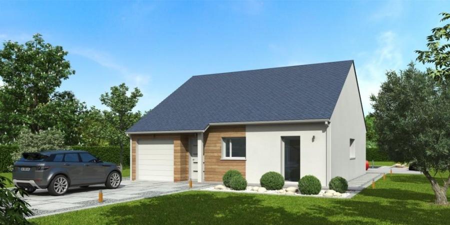 constructeur natilia amiens pr sente sa maison natirena 3. Black Bedroom Furniture Sets. Home Design Ideas