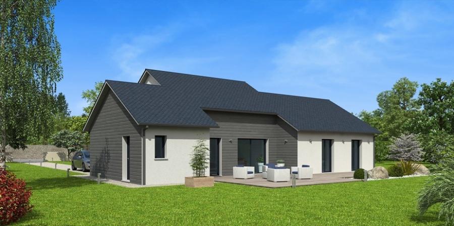 constructeur natilia amiens pr sente sa maison natitoa 3 chambres. Black Bedroom Furniture Sets. Home Design Ideas