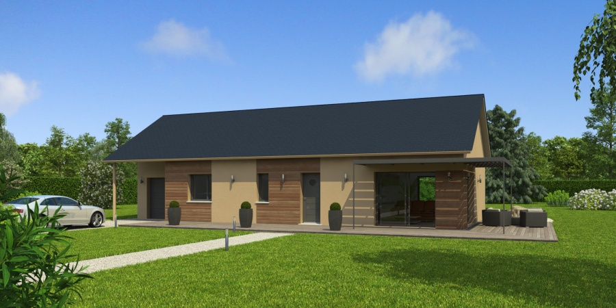 constructeur natilia pr sente sa maison natir o cl en main. Black Bedroom Furniture Sets. Home Design Ideas