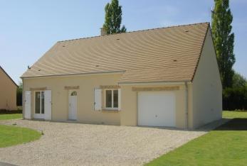 Photo maison maison bocs-guerard saint adrien